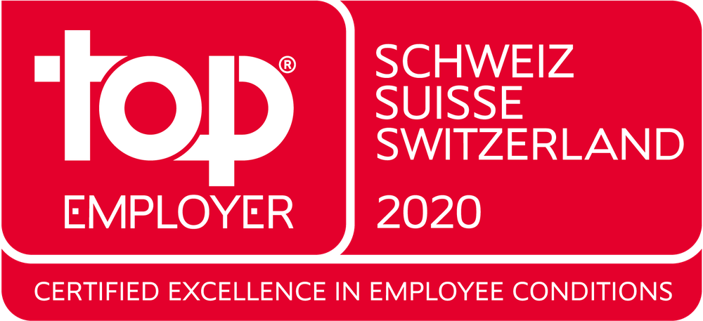 Top Employer Schweiz