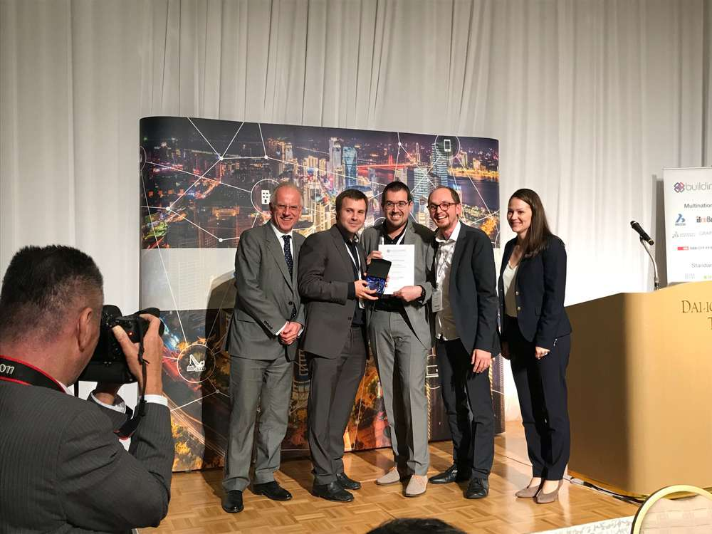 buildingSMART International Awards 2018 : Losinger Marazzi distinguée à deux reprises